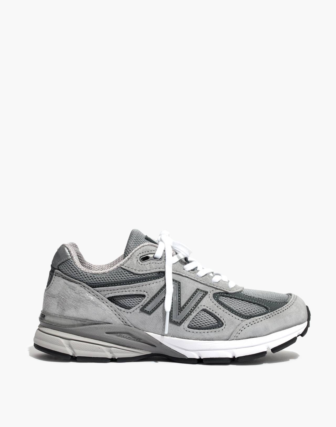 New Balance® 990v4 Sneakers in grey/castle rock image 3