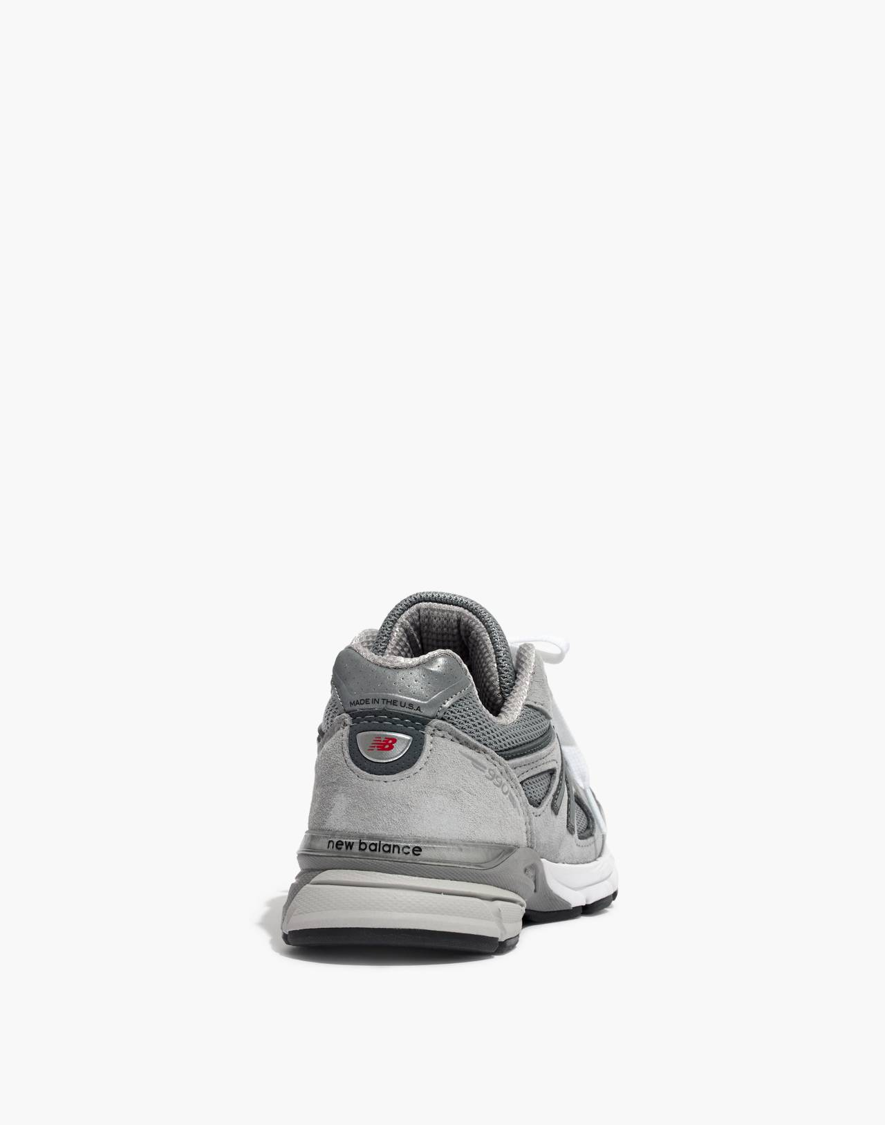 New Balance® 990v4 Sneakers in grey/castle rock image 4