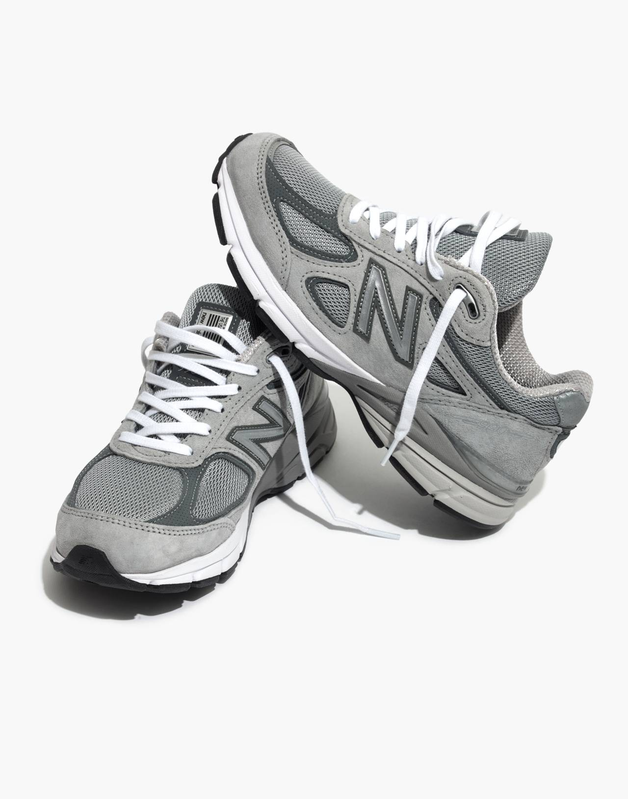 New Balance® 990v4 Sneakers in grey/castle rock image 1