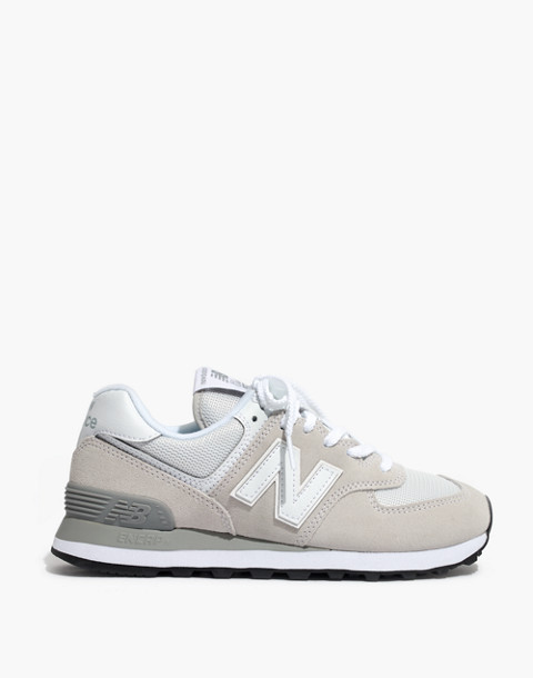 New Balance® 574 Core Sneakers in white image 2