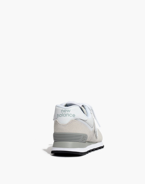 New Balance® 574 Core Sneakers in white image 3