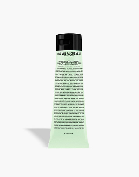 GROWN ALCHEMIST® Purifying Body Exfoliant: Pearl, Peppermint and Ylang-Ylang in one color image 1