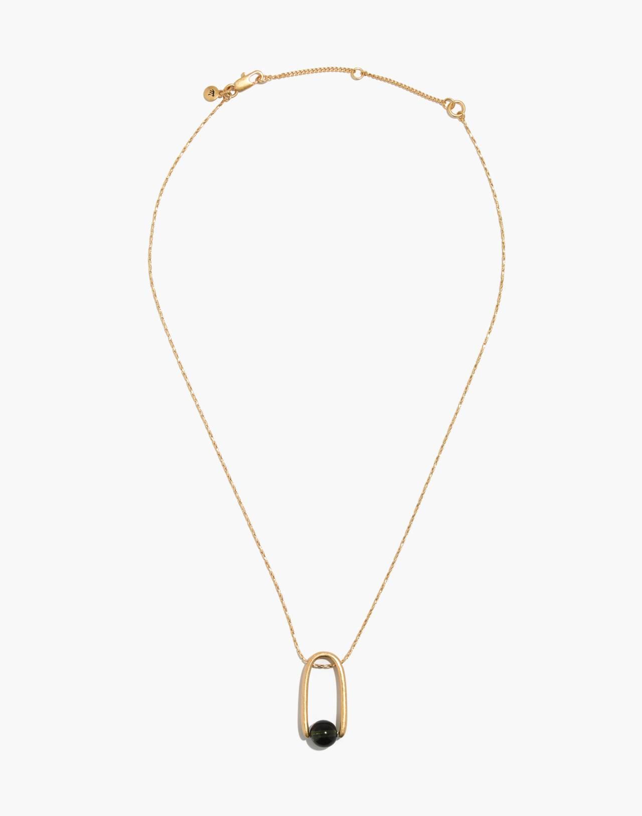 Resin Pinball Pendant Necklace in grandpa image 2
