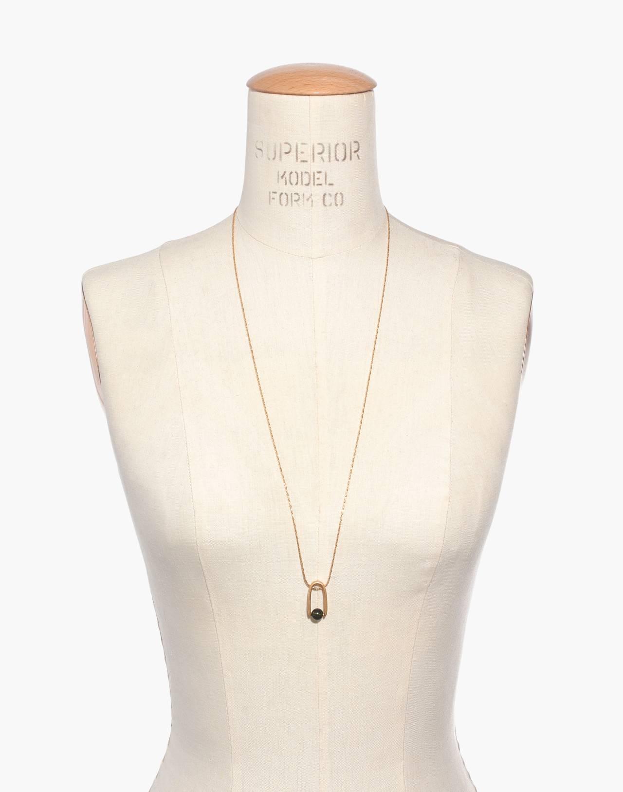 Resin Pinball Pendant Necklace in grandpa image 3