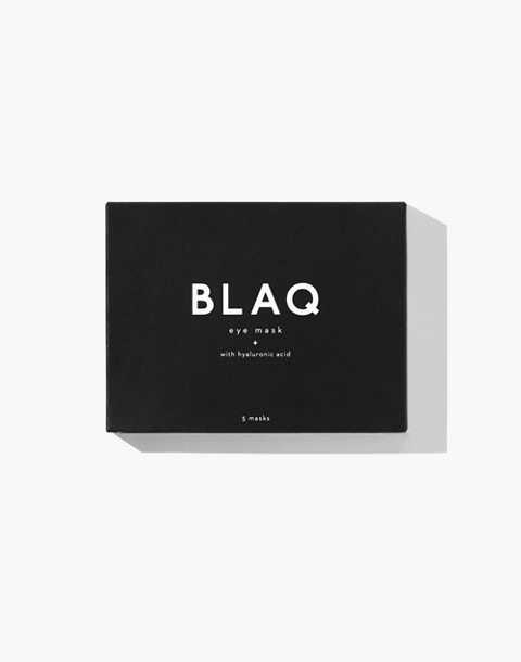 BLAQ® Hydrogel Eye Mask in one color image 1