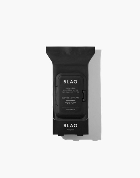 BLAQ® Duel Sided Wipes in one color image 1