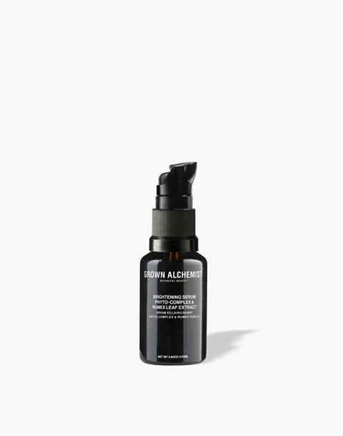 GROWN ALCHEMIST® Brightening Serum: Phyto-Complex and Rumex Leaf Extract in one color image 1
