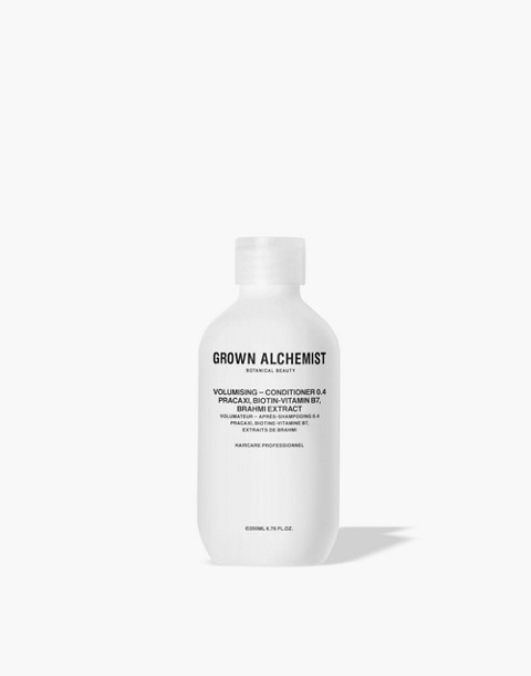 GROWN ALCHEMIST® Volumising Conditioner 0.4: Pracaxi, Biotin-Vitamin B7 and Brahmi Extract in one color image 1