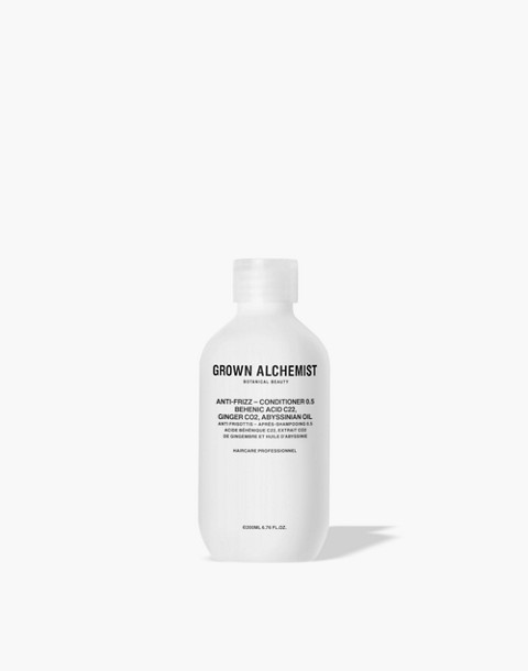 GROWN ALCHEMIST® Anti-Frizz Shampoo 0.5: Ginger CO2, Methylglyoxal-Manuca Extract and Shorea Robusta in one color image 1