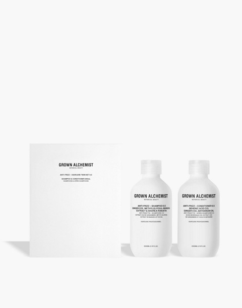 GROWN ALCHEMIST® Anti-Frizz 0.5 Haircare Shampoo and Conditioner Twin Set in one color image 1