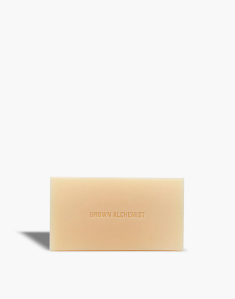 GROWN ALCHEMIST® Body Cleansing Bar: Geranium, Bergamot and Patchouli in one color image 1