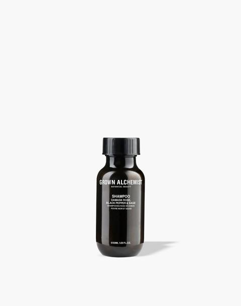 GROWN ALCHEMIST® Nourishing Shampoo 0.6: Damask Rose, Black Pepper and Sage in one color image 1