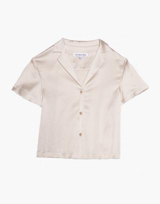 The Great Eros® Silk Odessa Camp Shirt