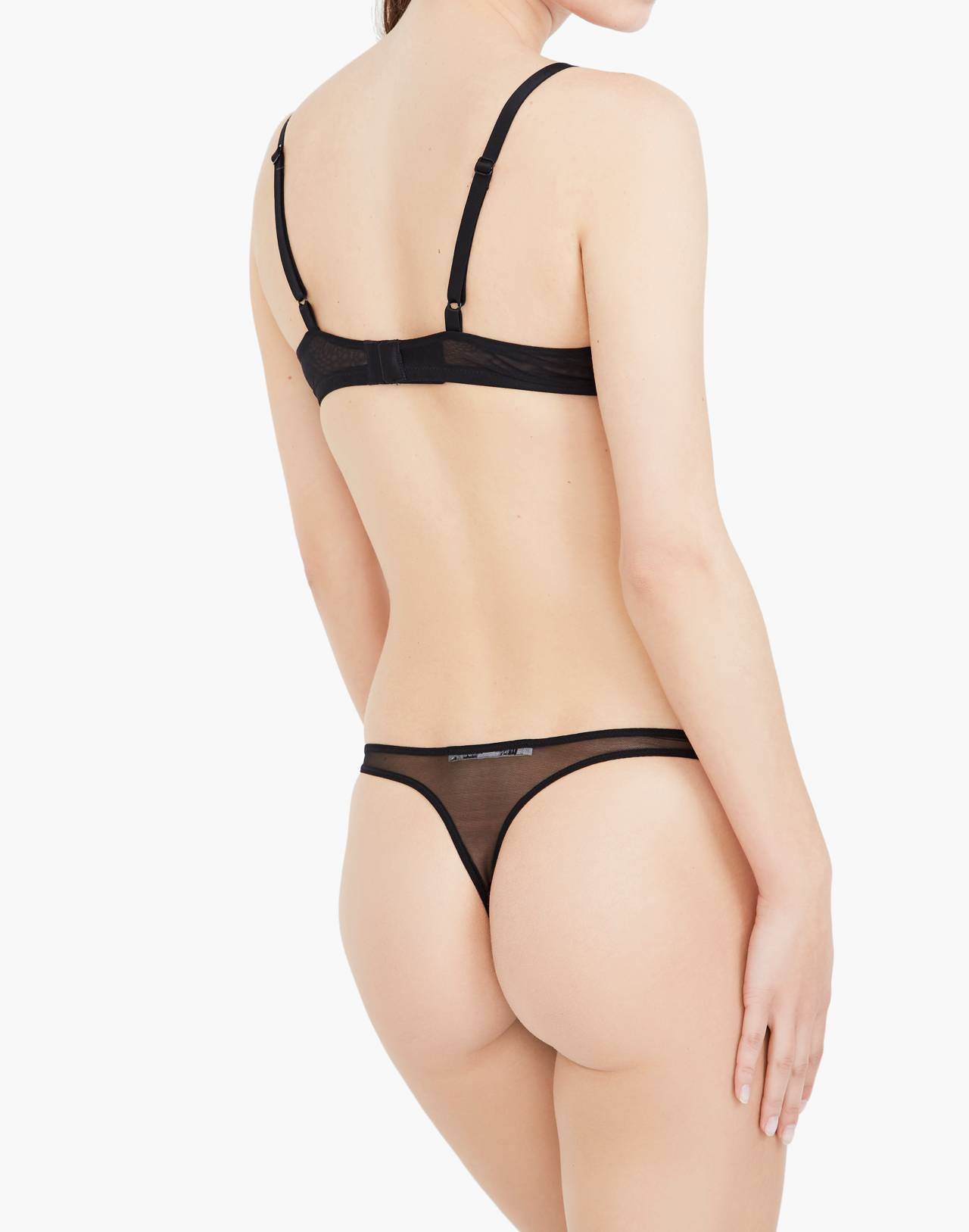 The Great Eros® Canova Thong in black image 3
