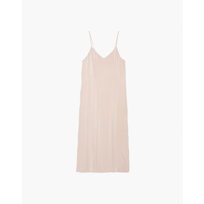 The Great Eros® Silk Anesi Darted Slip Dress