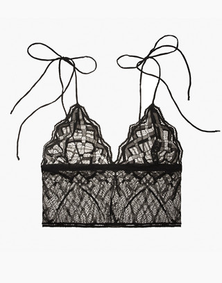The Great Eros® Lace Sonata Longline Bralette