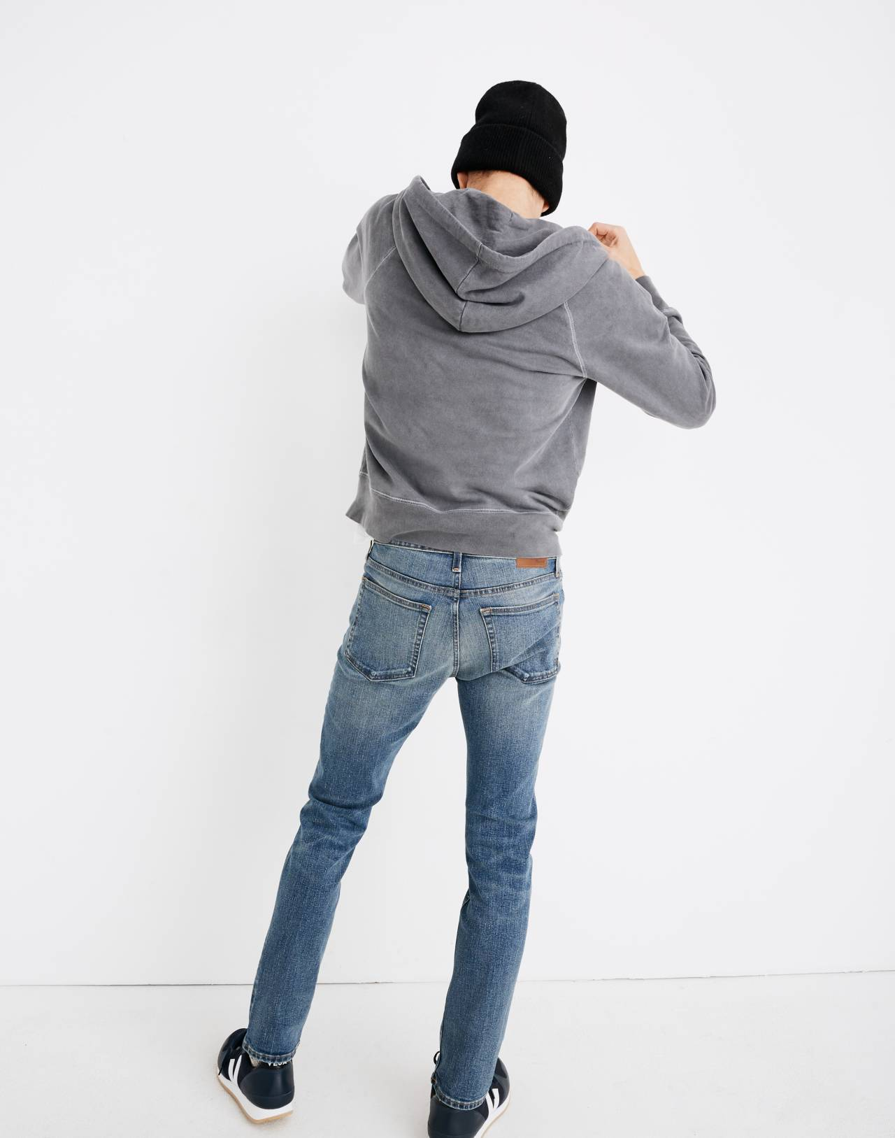 Slim Jeans in Danforth Wash in danforth wash image 1
