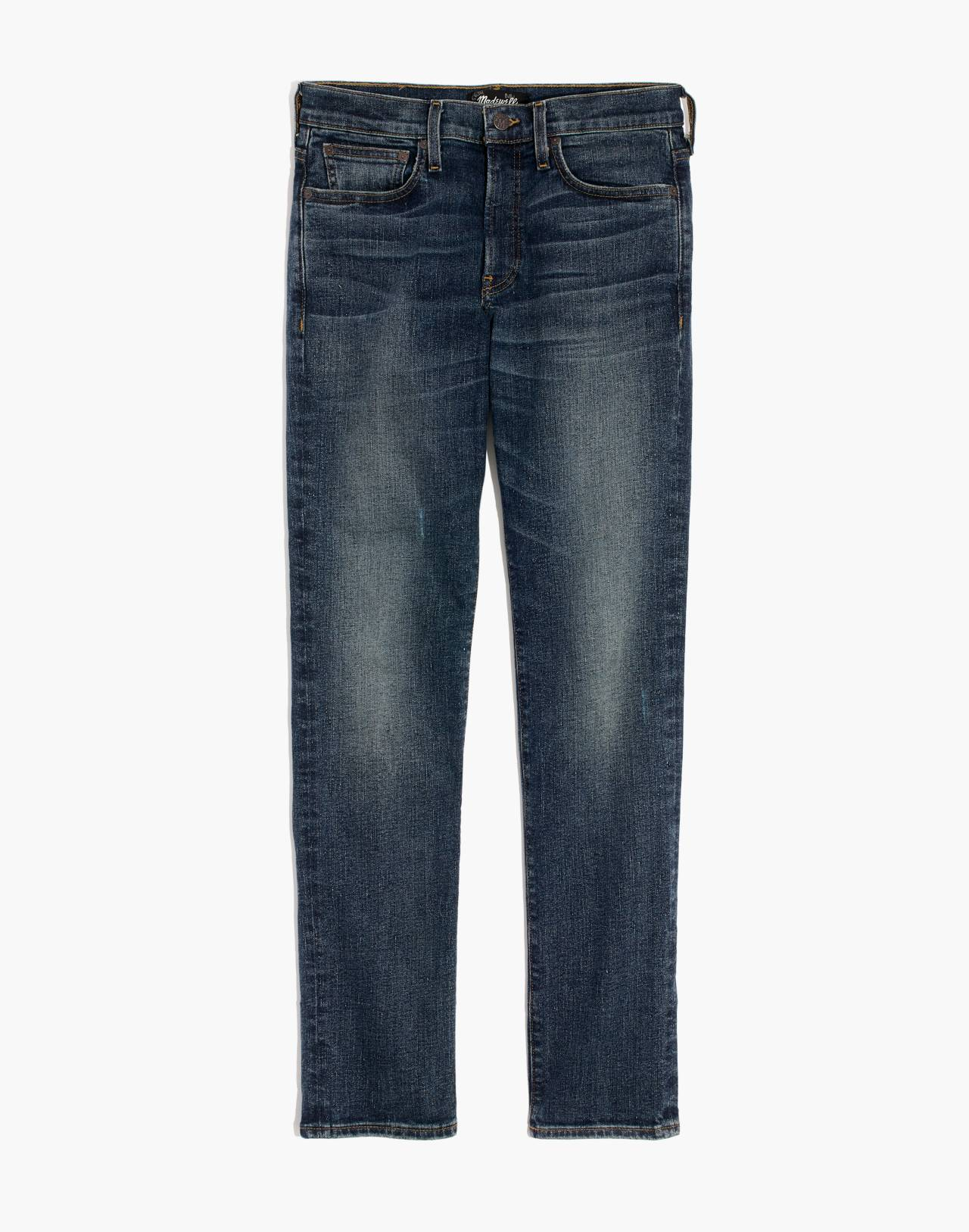 Slim Jeans in Osgoode Wash in osgoode wash image 4