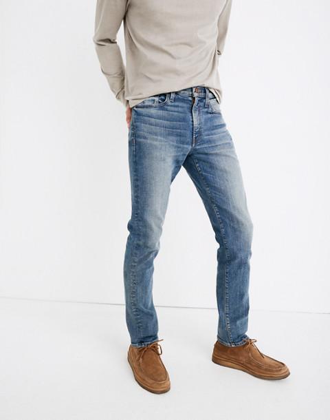Straight Jeans in Danforth Wash in danforth wash image 2