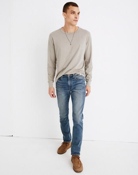 Straight Jeans in Danforth Wash in danforth wash image 1