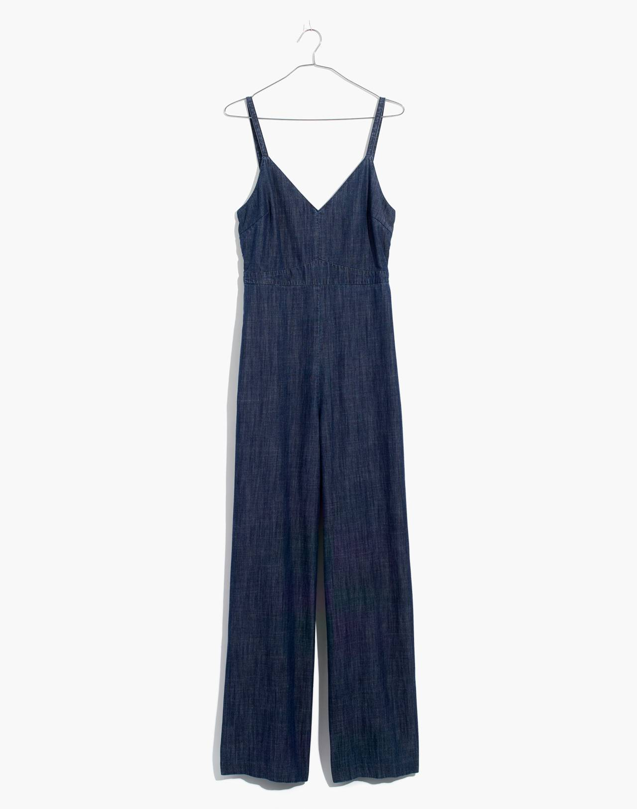 Denim Thistle Cami Jumpsuit in kenney wash image 4