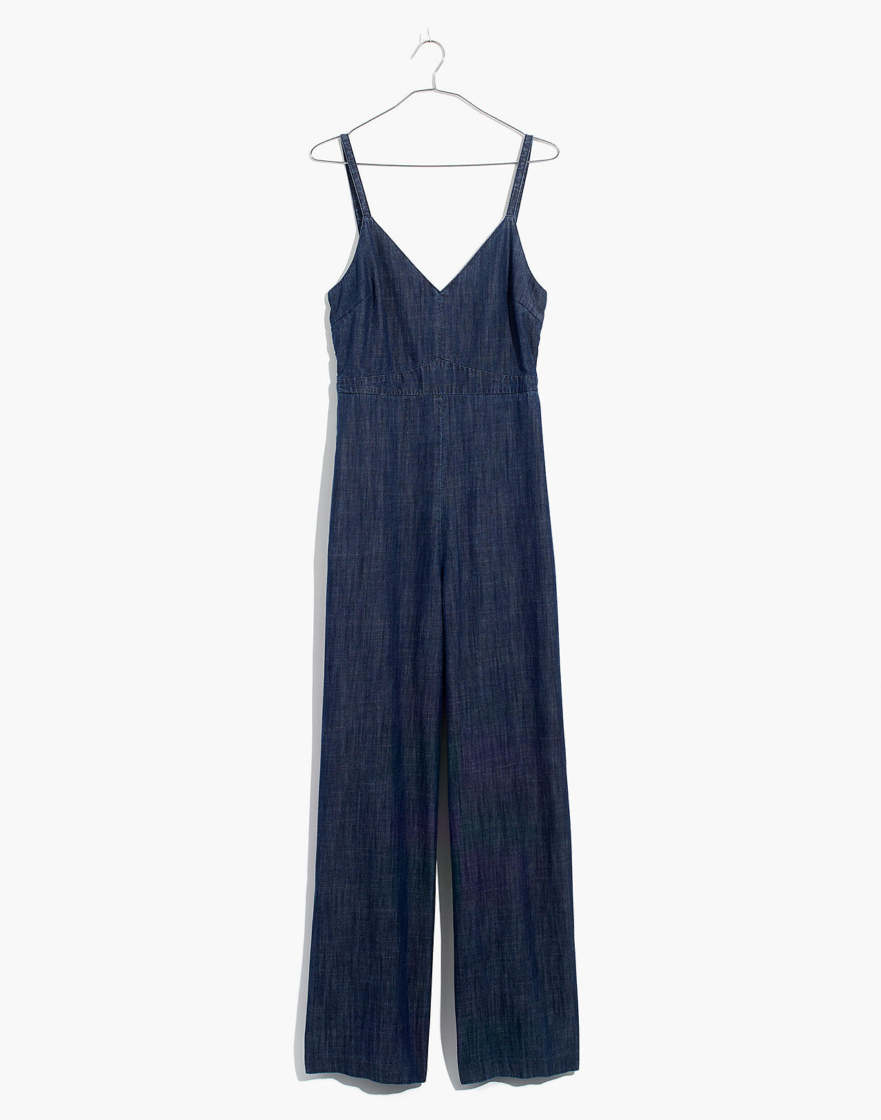 14ac65deb025 Denim Thistle Cami Jumpsuit in kenney wash image 4