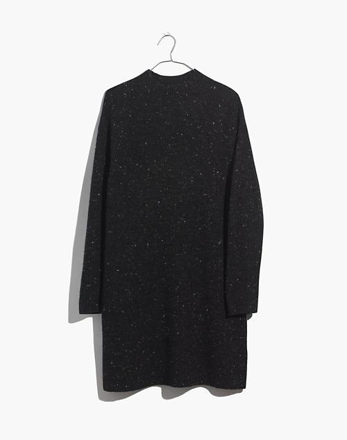 3584a4e387a Donegal Northfield Mockneck Sweater-Dress in Coziest Yarn