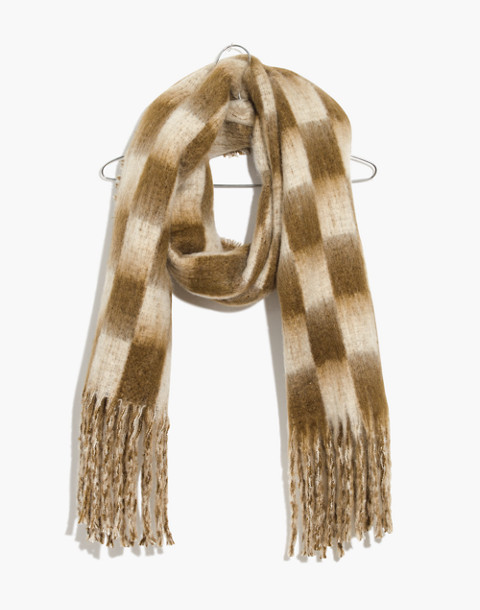 Checkerboard Scarf by Madewell