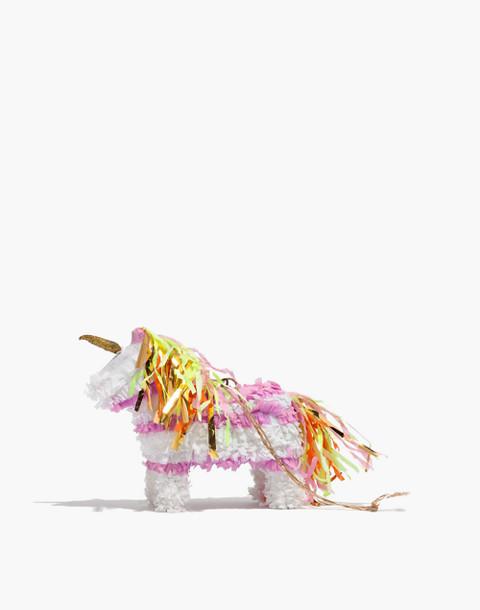 Cody Foster™ Unicorn Pinata Ornament in unicorn image 1