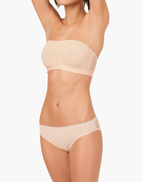 LIVELY™ Bandeau Strapless Bra in natural image 1