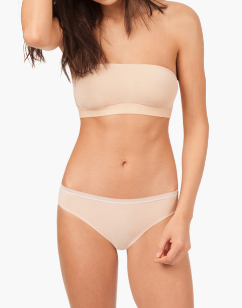 LIVELY™ Bandeau Strapless Bra in natural image 2
