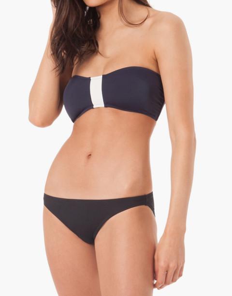 LIVELY™ Bikini Bottom in blue image 1