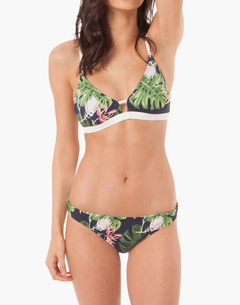 LIVELY™ Bralette Bikini Top in Poolside Print
