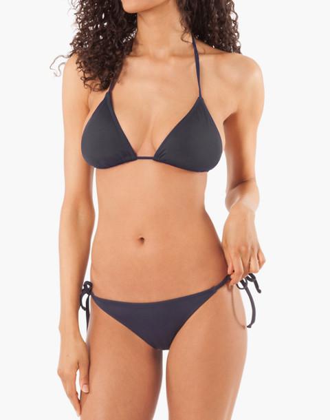 LIVELY™ String Bikini Bottom in blue image 1