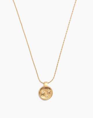 Star Sparkle Necklace by Madewell