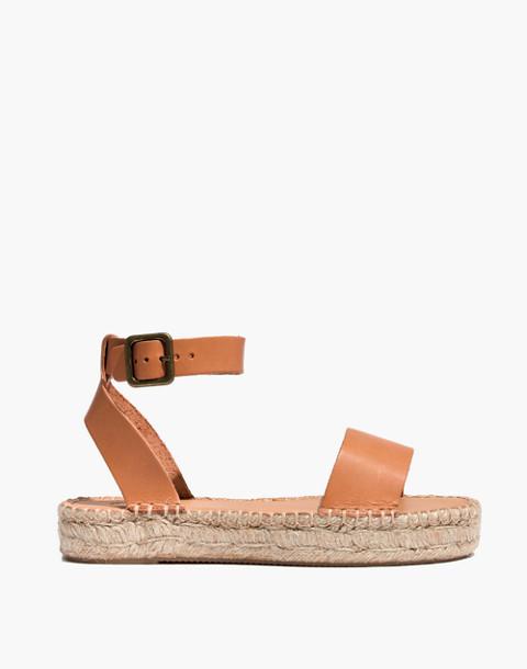 Soludos® Flatform Cadiz Sandals in nude image 2