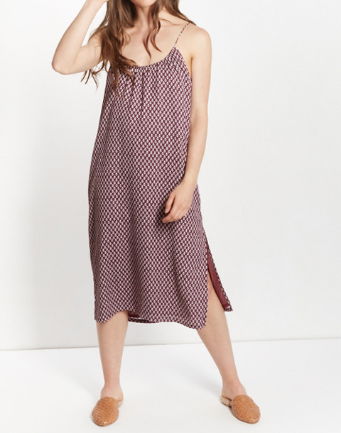 The Odells™ Anya Slip Dress in purple image 1