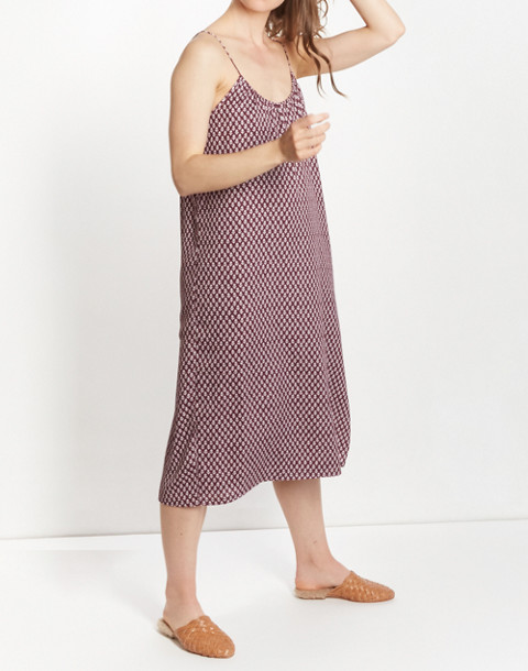 The Odells™ Anya Slip Dress in purple image 2