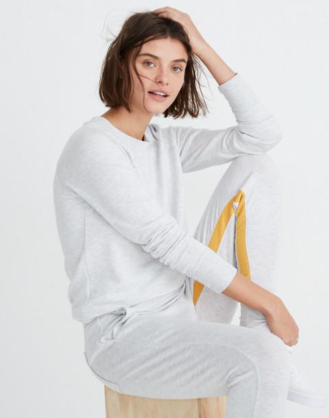Splits59™ Apres Sweatpants in heather white/marigold image 3