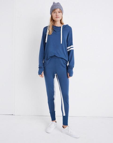 Splits59™ Apres Sweatpants in dusty blue/off-white image 2