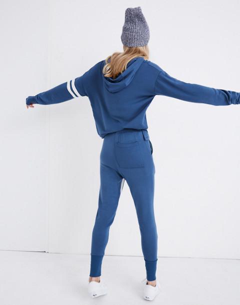 Splits59™ Apres Sweatpants in dusty blue/off-white image 3