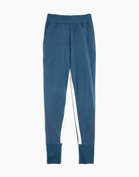 Splits59™ Apres Sweatpants in dusty blue/off-white image 4