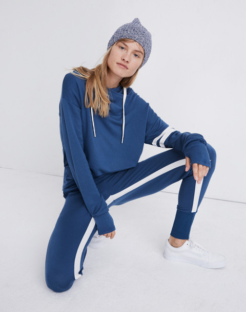 Splits59™ Apres Sweatpants in dusty blue/off-white image 1