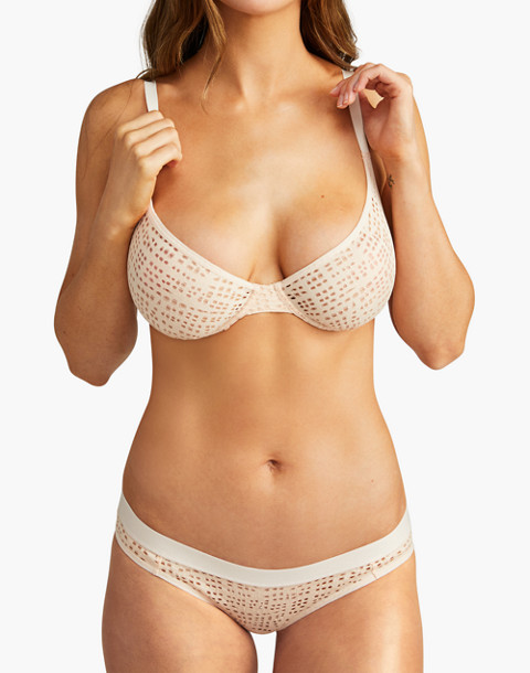 cf8384e0df Negative reg  Essaouira Demi Bra in Peach in natural ...