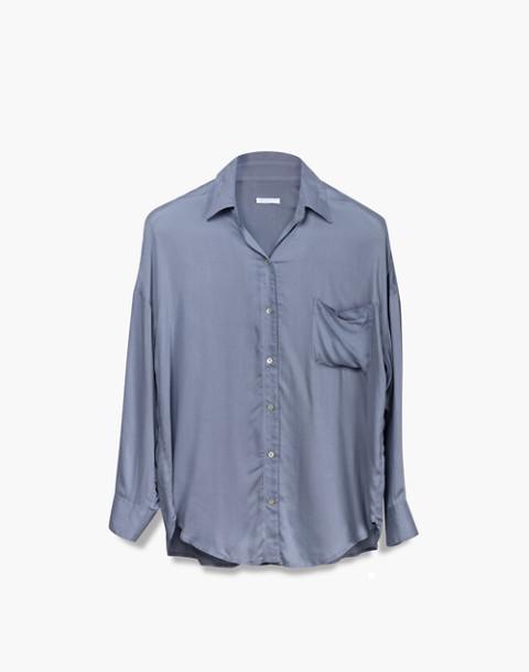 Negative® Supreme Sleep Pants Pajama Set in gray image 3