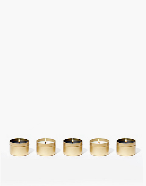 SNOWE™ Travel Candle Set in one color image 3