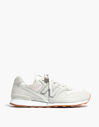 New Balance® 696 Runner Sneakers in ivory image 2