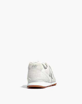 New Balance® 696 Runner Sneakers in ivory image 3
