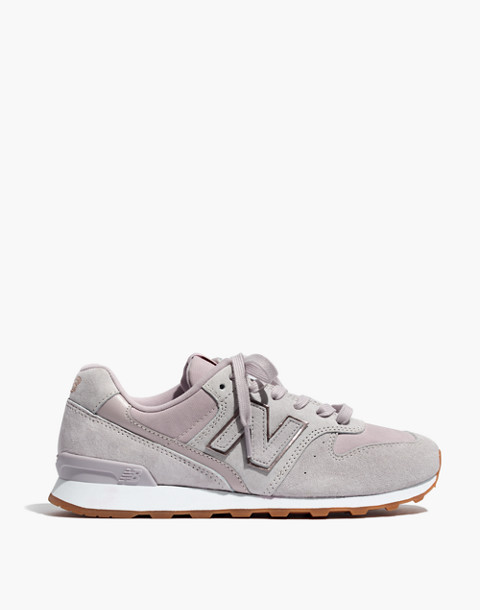 New Balance® 696 Runner Sneakers in pink image 3