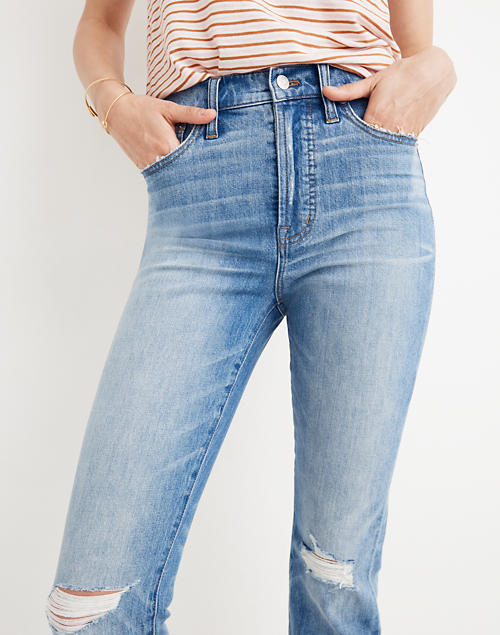 dbf7f9763d The Perfect Vintage Jean in Parnell Wash: Comfort Stretch Edition in  parnell wash image 3